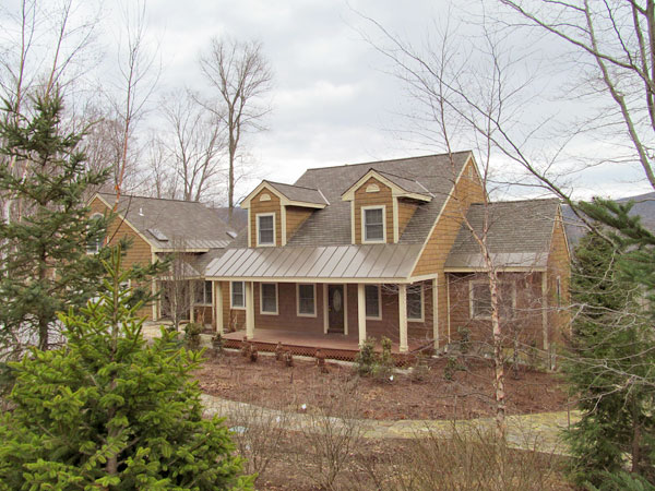 Residential Roofing Project by Vermont Roofing