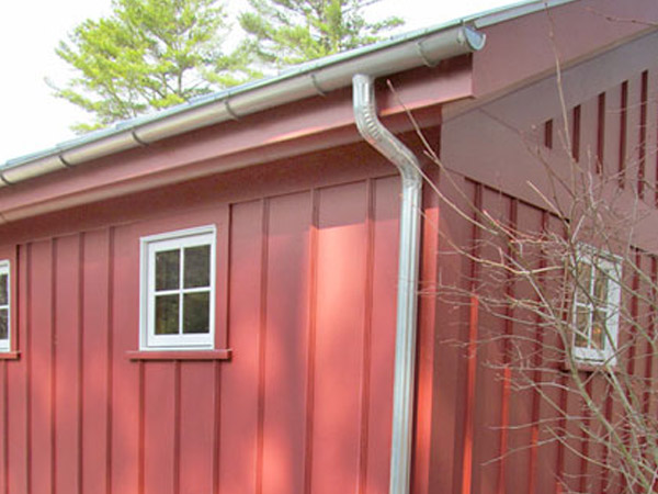 Metal Roofing Project by Vermont Roofing Company