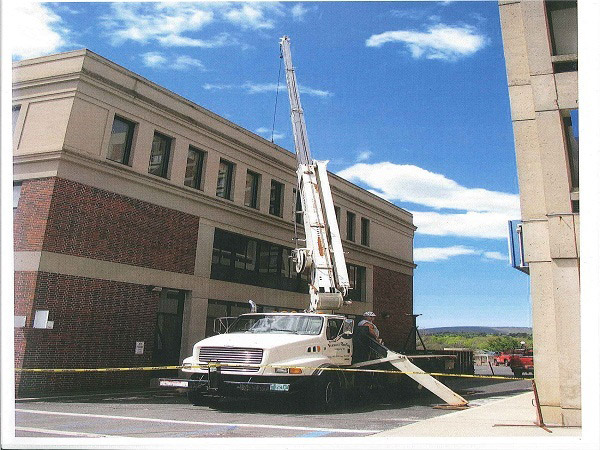 Service Maintenance for a Commercial Roof by Vermont Roofing