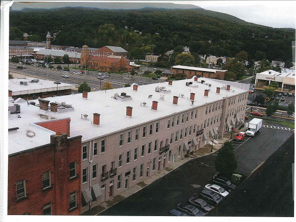 Commercial Roofing Project by Vermont Roofing
